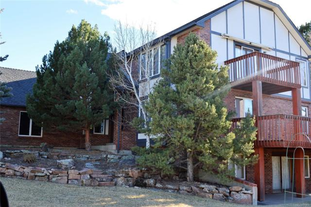 105 S Lupine Street, Golden, CO 80401 (#4059040) :: The Peak Properties Group