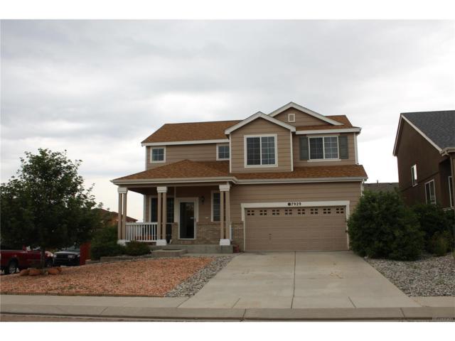 7929 Parsonage Lane, Colorado Springs, CO 80951 (MLS #4059307) :: 8z Real Estate