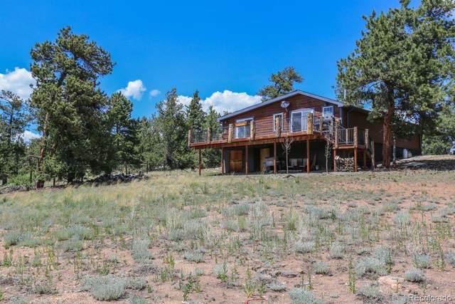 9 Hump Path, Como, CO 80432 (#4059339) :: Finch & Gable Real Estate Co.