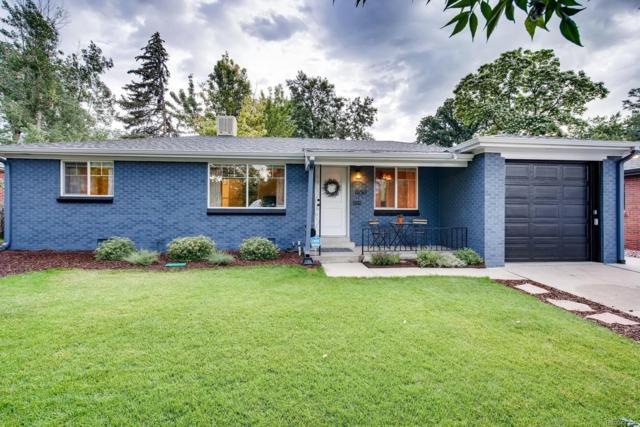 1550 S Birch Street, Denver, CO 80222 (MLS #4059607) :: 8z Real Estate