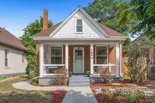 1050 S Pennsylvania Street, Denver, CO 80209 (#4059689) :: The HomeSmiths Team - Keller Williams