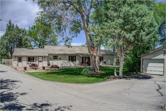 5924 S Chase Street, Littleton, CO 80127 (#4059998) :: The Griffith Home Team