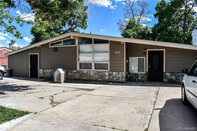140 Cortez Street, Denver, CO 80221 (MLS #4060125) :: 8z Real Estate
