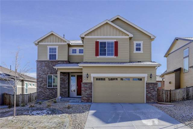 2490 Summerhill Drive, Castle Rock, CO 80108 (MLS #4060190) :: Keller Williams Realty