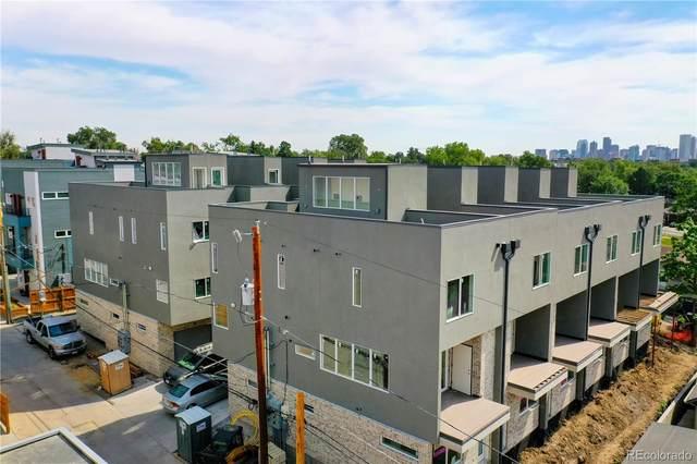 1267 Osceola Street, Denver, CO 80204 (#4060290) :: The Heyl Group at Keller Williams