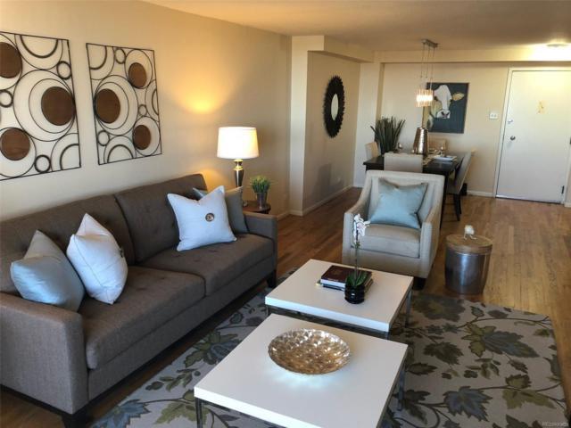 1029 E 8th Avenue #1201, Denver, CO 80218 (#4060521) :: Bring Home Denver
