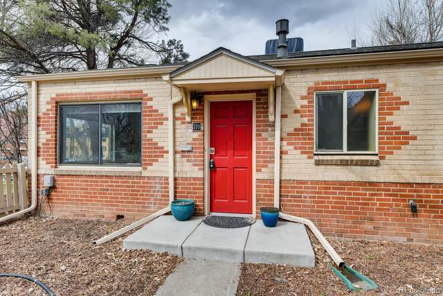 770 Dexter Street, Denver, CO 80220 (#4061551) :: Briggs American Properties