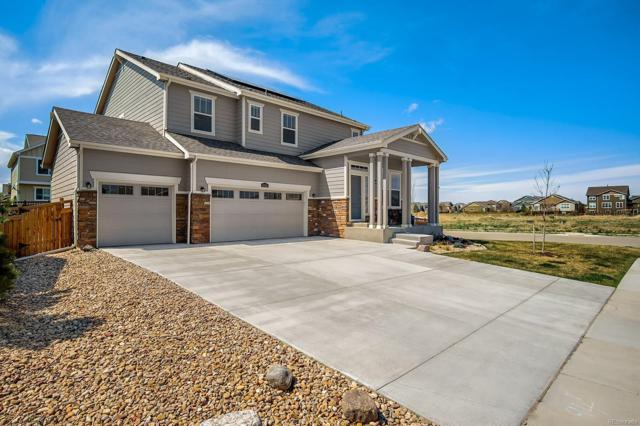 6056 Miners Peak Circle, Frederick, CO 80516 (#4061612) :: House Hunters Colorado