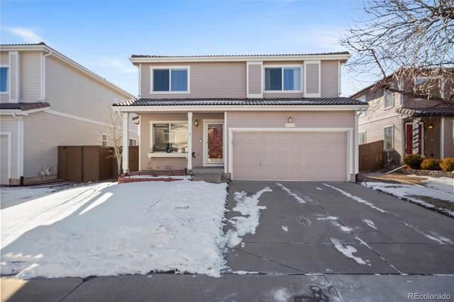 4764 Waldenwood Drive, Highlands Ranch, CO 80130 (MLS #4062055) :: 8z Real Estate