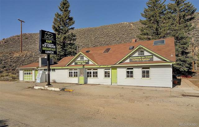 43165 N Us Highway 24, Granite, CO 81228 (#4062360) :: Stephanie Fryncko | Keller Williams Integrity