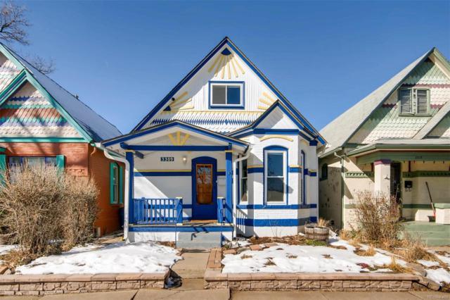 3309 Julian Street, Denver, CO 80211 (#4062813) :: Bring Home Denver