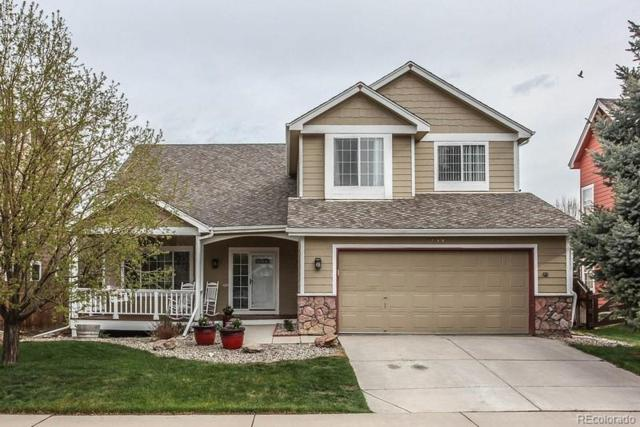 19175 E Hickock Drive, Parker, CO 80134 (#4063018) :: The Heyl Group at Keller Williams
