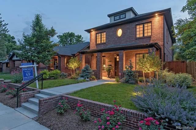857 S High Street, Denver, CO 80209 (#4063337) :: Portenga Properties