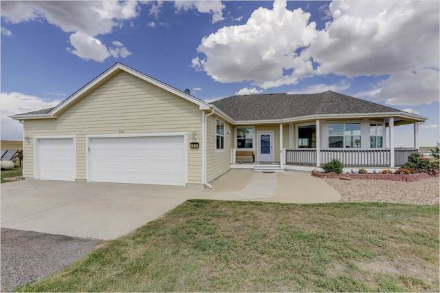 6619 Shannon Circle, Kiowa, CO 80117 (#4063674) :: The Peak Properties Group