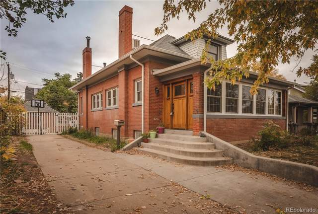 685 S Logan Street, Denver, CO 80209 (#4064019) :: Bring Home Denver with Keller Williams Downtown Realty LLC