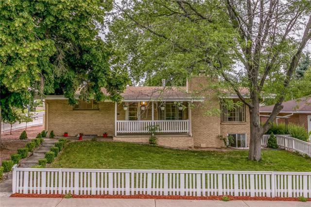 3190 Harlan Street, Wheat Ridge, CO 80214 (#4064262) :: The HomeSmiths Team - Keller Williams