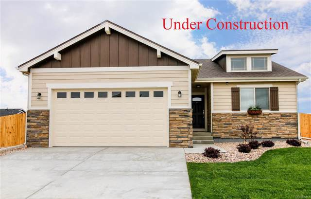 736 N Country Trail, Ault, CO 80610 (#4064269) :: The DeGrood Team
