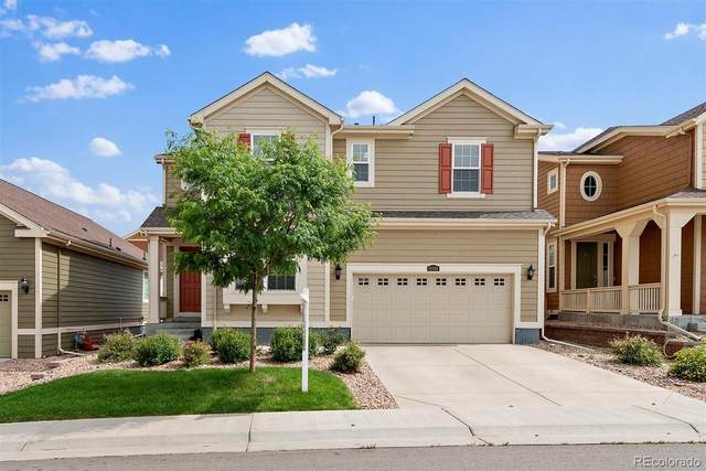 19740 W 59th Drive, Golden, CO 80403 (#4064524) :: The DeGrood Team