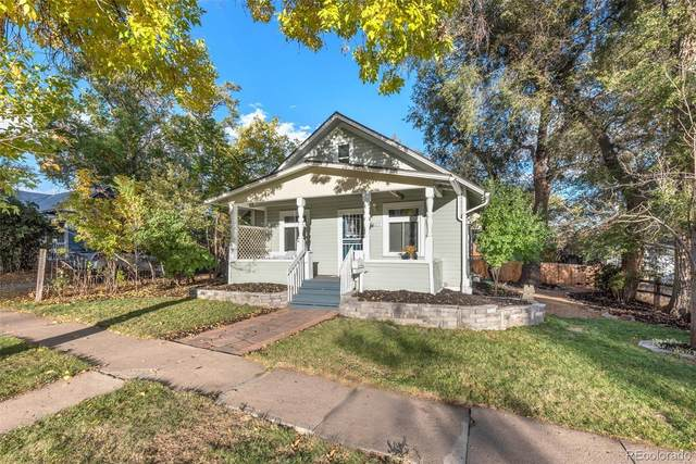 2522 Chase Street, Edgewater, CO 80214 (#4064722) :: The FI Team