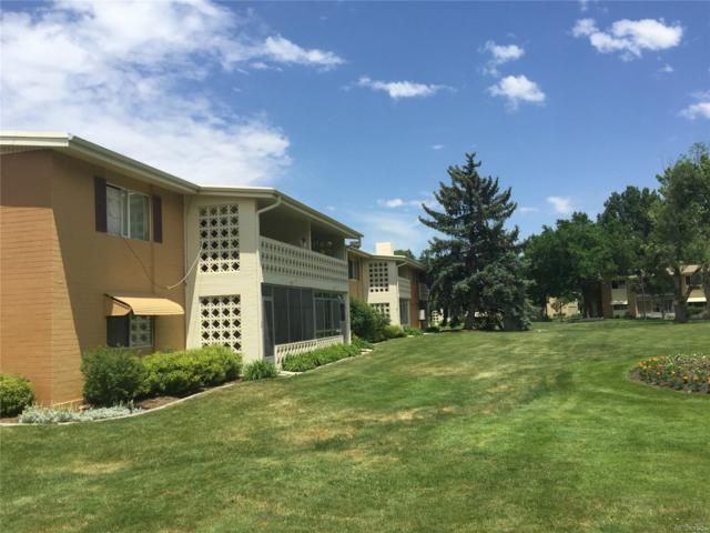 740 S Alton Way 12B, Denver, CO 80247 (#4064750) :: Hometrackr Denver