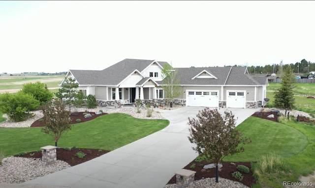 7584 Grande River Court, Parker, CO 80138 (#4064793) :: The Artisan Group at Keller Williams Premier Realty