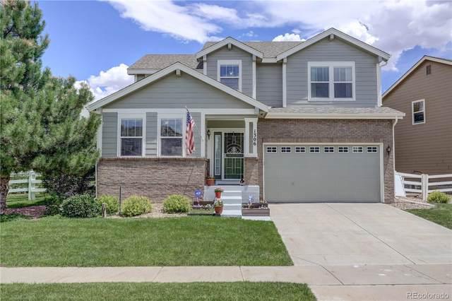 1306 S Buchanan Way, Aurora, CO 80018 (#4064853) :: HergGroup Denver
