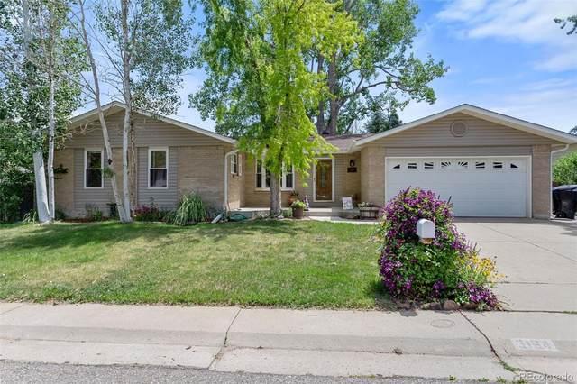 3164 S Beeler Street, Denver, CO 80231 (#4064955) :: Mile High Luxury Real Estate