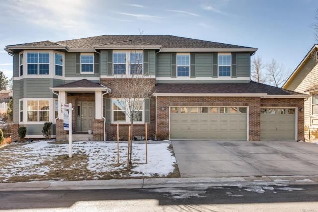 10712 W Indore Drive, Littleton, CO 80127 (MLS #4065075) :: Bliss Realty Group