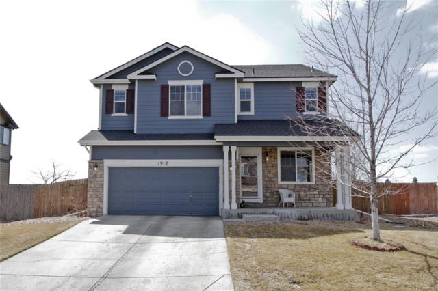 1912 E 164th Place, Thornton, CO 80602 (#4065330) :: The Heyl Group at Keller Williams