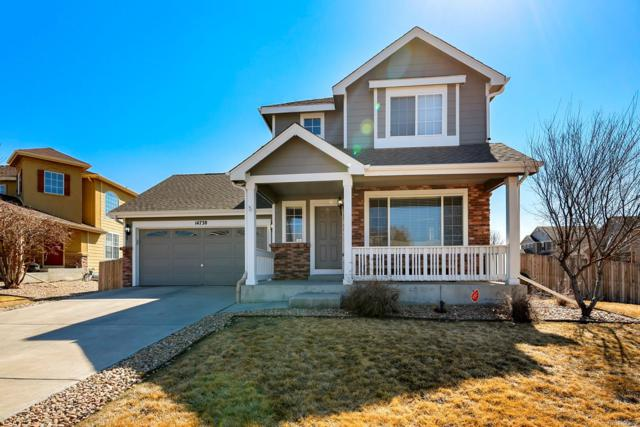 14738 Gaylord Street, Thornton, CO 80602 (#4065380) :: The Peak Properties Group