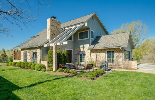 7693 S Harrison Way, Centennial, CO 80122 (MLS #4065576) :: 8z Real Estate