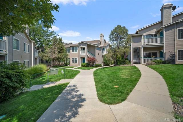 8440 Little Rock Way #204, Highlands Ranch, CO 80126 (#4065770) :: You 1st Realty