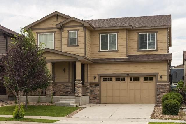 580 Gallegos Circle, Erie, CO 80516 (MLS #4065843) :: 8z Real Estate