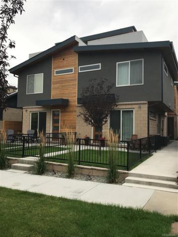 554 Madison Street, Denver, CO 80206 (#4065868) :: House Hunters Colorado
