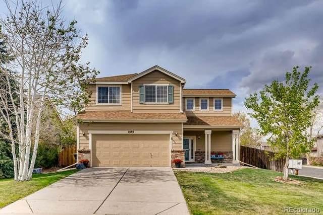 4889 Thorndike Avenue, Castle Rock, CO 80104 (#4065929) :: Mile High Luxury Real Estate