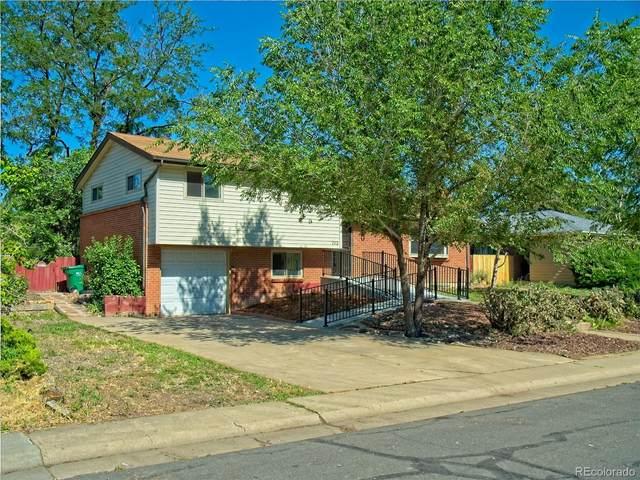 713 Evanston Street, Aurora, CO 80011 (#4065995) :: Berkshire Hathaway HomeServices Innovative Real Estate