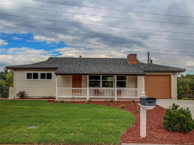 10101 W 9th Drive, Lakewood, CO 80215 (MLS #4066017) :: 8z Real Estate