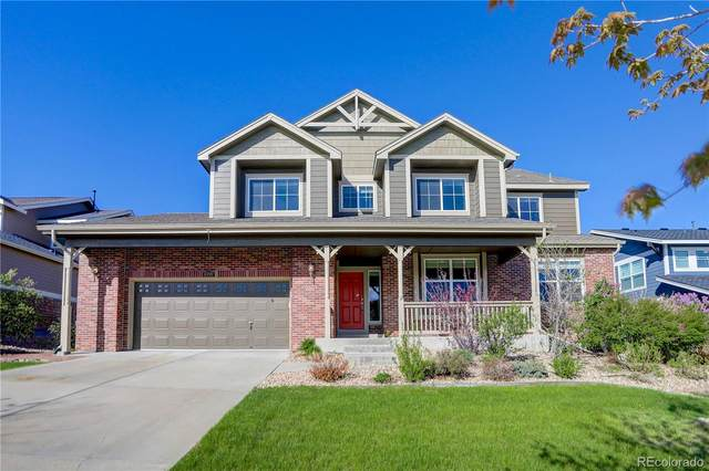 6399 S Old Hammer Way, Aurora, CO 80016 (#4066209) :: The Gilbert Group
