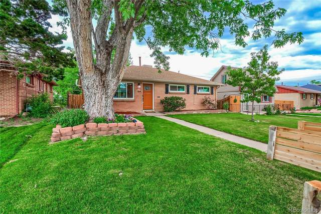364 S Jersey Street, Denver, CO 80224 (#4066284) :: The Griffith Home Team