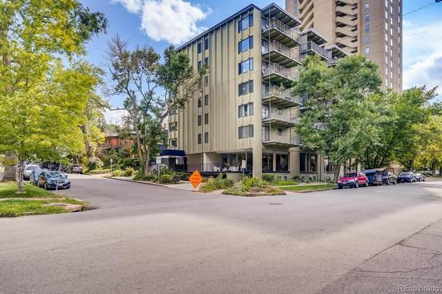 1175 Vine Street #404, Denver, CO 80206 (#4066377) :: Kimberly Austin Properties