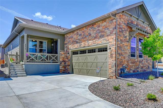 4078 Happy Hollow Drive, Castle Rock, CO 80104 (#4066529) :: The Colorado Foothills Team | Berkshire Hathaway Elevated Living Real Estate