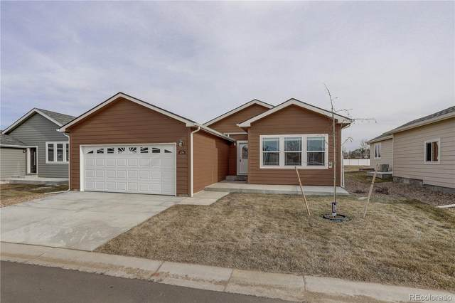 6290 Indian Paintbrush Street #105, Frederick, CO 80530 (#4066608) :: Re/Max Structure