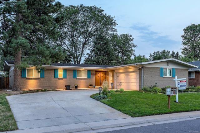 2210 E Columbia Place, Denver, CO 80210 (#4066757) :: Wisdom Real Estate