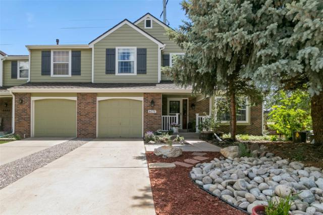 6070 E Hinsdale Court, Centennial, CO 80112 (#4067098) :: The Heyl Group at Keller Williams