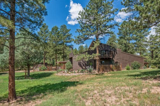 7249 Perry Park Boulevard, Larkspur, CO 80118 (#4067224) :: HomePopper