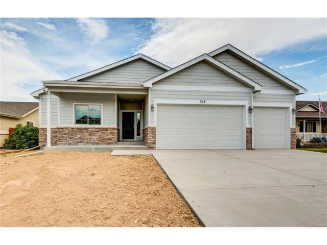 313 Hawthorne Avenue, Johnstown, CO 80534 (MLS #4067228) :: 8z Real Estate