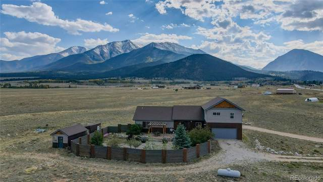 17333 County Road 306, Buena Vista, CO 81211 (#4067338) :: The DeGrood Team