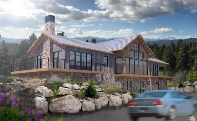 25 Ridge View Road, Nederland, CO 80466 (#4067490) :: The City and Mountains Group
