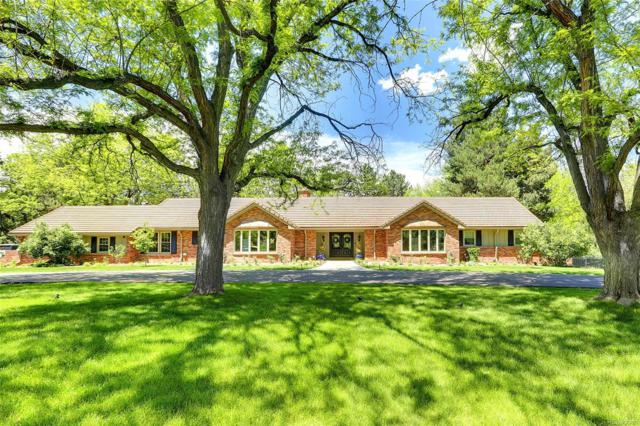 39 Sedgwick Drive, Cherry Hills Village, CO 80113 (#4068074) :: The Healey Group