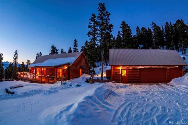 1500 Little Bear Creek Road, Idaho Springs, CO 80452 (MLS #4068856) :: 8z Real Estate